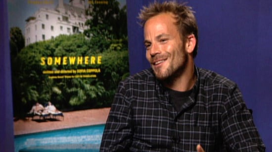 Video of Stephen Dorff Talking About Making Movies and Selling Out