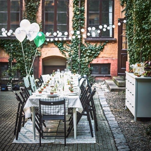 Ikea Wedding Decor