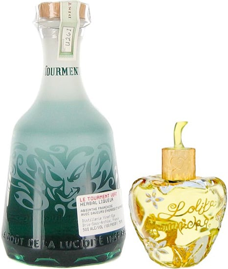 Liquor-Scented Perfumes