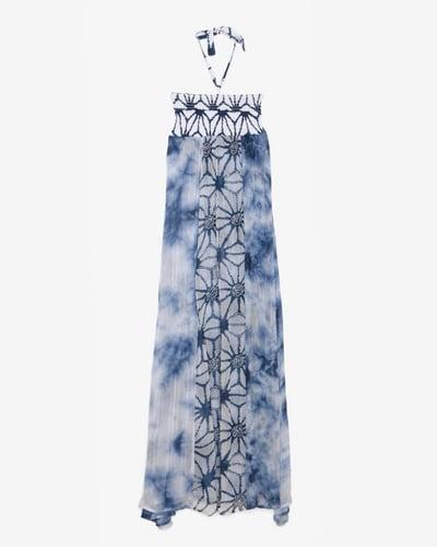 Letarte Strapless Maxi Tube Dress