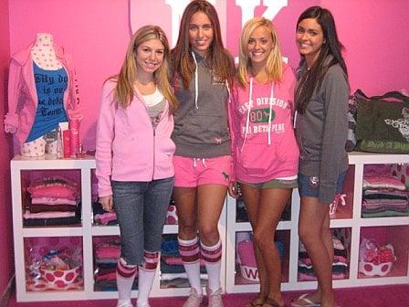 NY Fashion Week: Victoria's Secret Phi Beta Pink