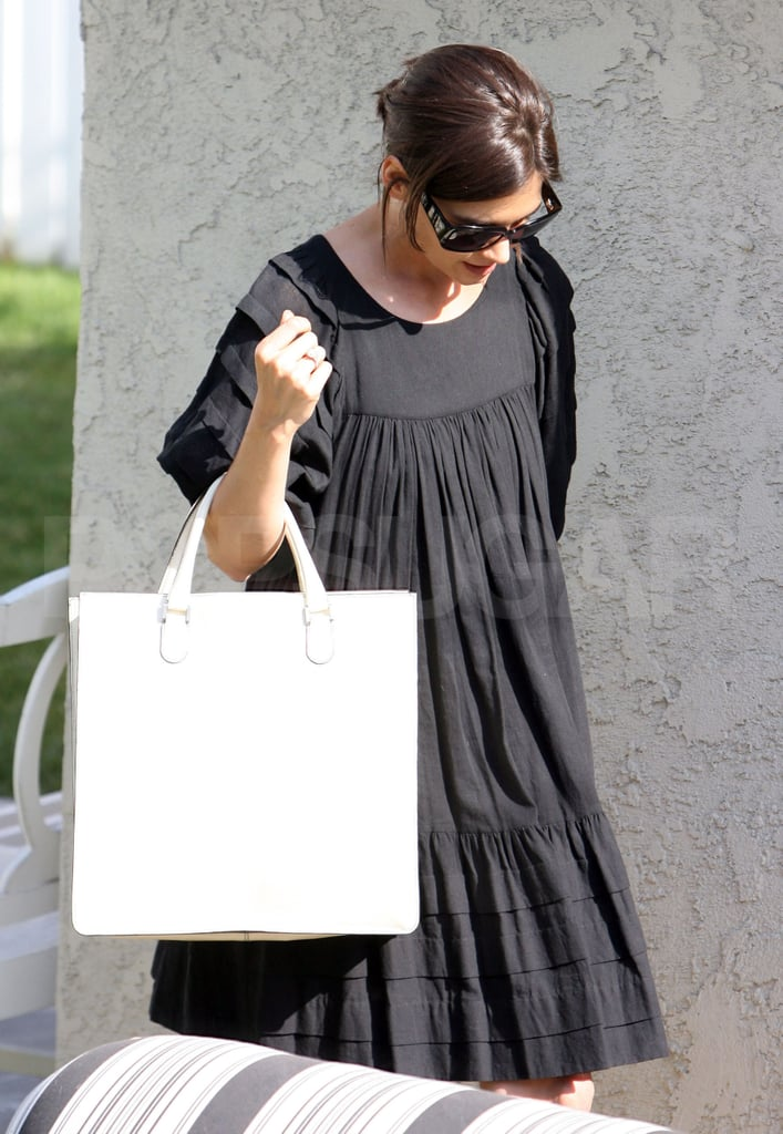 Katie Holmes Out in LA