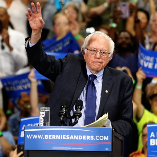 Bernie Sanders Presidential Campaign Over