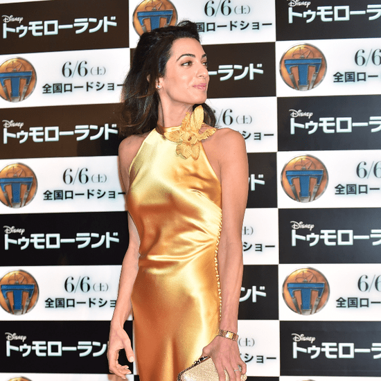 Amal Clooney Is a Real-Life Disney Princess