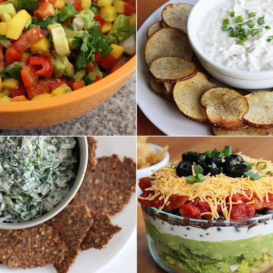 From Ranch to Hummus: 24 Healthy Dip Recipes