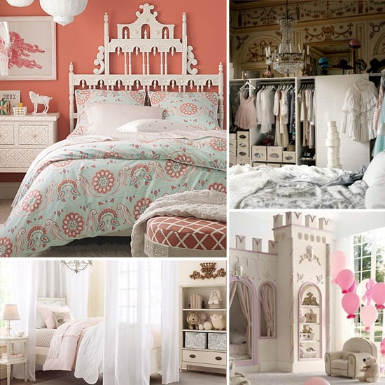 princess bedrooms for girls popsugar moms