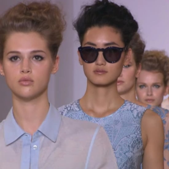 London Meets Morocco For Temperley's Fresh Spring '13 Collection