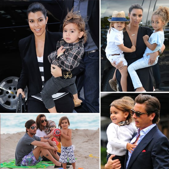 Trendy Tot Alert! The Best of Mason Disick's Adorable Style