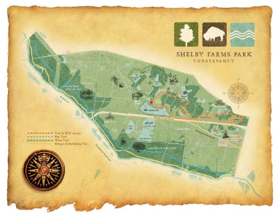 Out and About: Tennessee's Shelby Farms Park