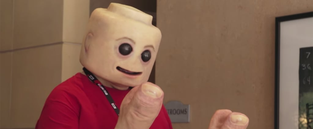 You'll Never Be Able to Unsee This Real-Life Lego Minifigure