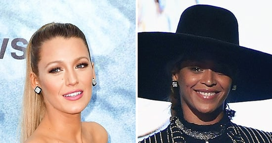 Blake Lively and Beyonce Wore the Same Diamond Stud Earrings