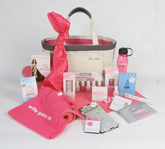 Congratulations To Our Starter Wife Giftbag Winners!