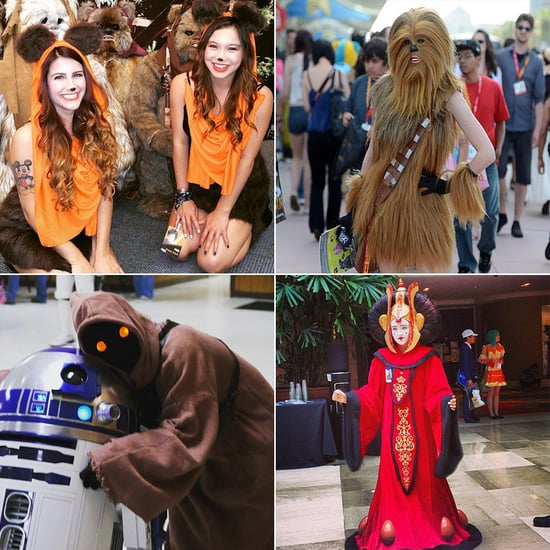 24 Crazy Cool Star Wars Costume Ideas