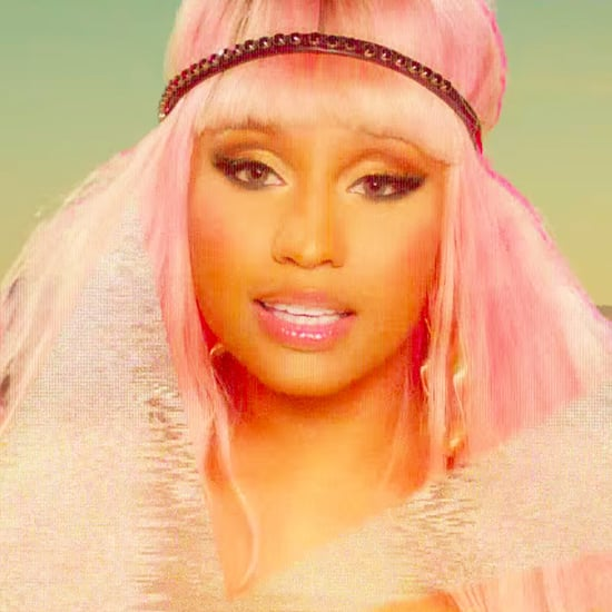 Party in the Desert With Nicki Minaj and David Guetta's New Music Video