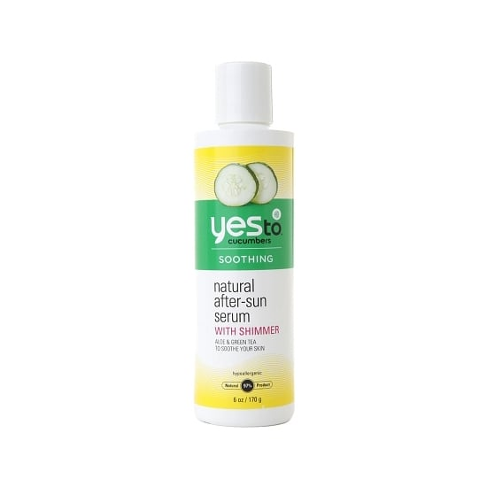 Yes to Cucumbers Natural After-Sun Serum