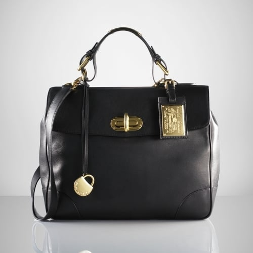 Ralph Lauren Tiffin Bag