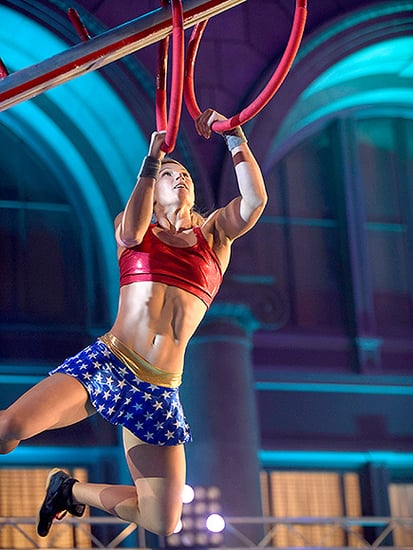 Supergirl and Wonder Woman All in One! Stuntwoman Jessie Graff Powers Through American Ninja Warrior's Exhausting Obstacles