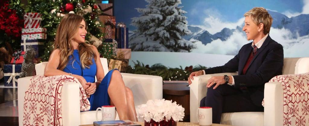 "Sofia Vergara Reveals Hilarious Details About Her ""Fairy Tale"" Wedding"