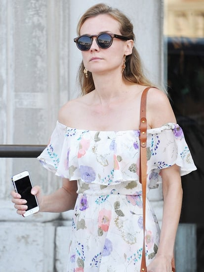 The Crossbody Bag Diane Kruger Is Obsessed With