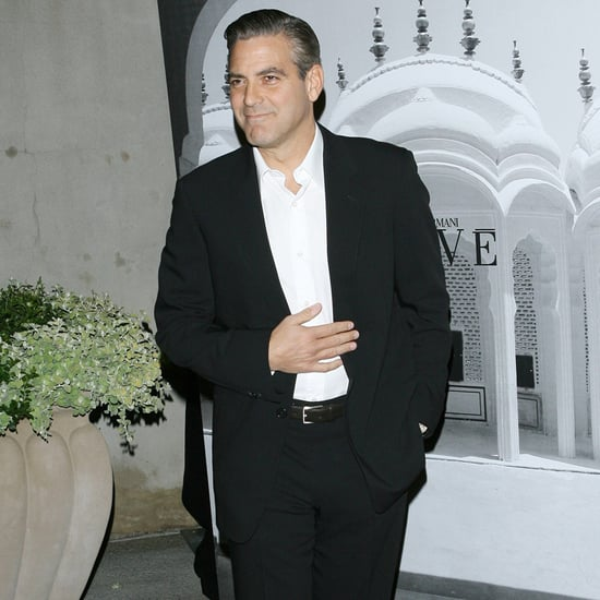 12 Suits George Clooney Could Wear to His Wedding . . . and 1 He Definitely Will Not
