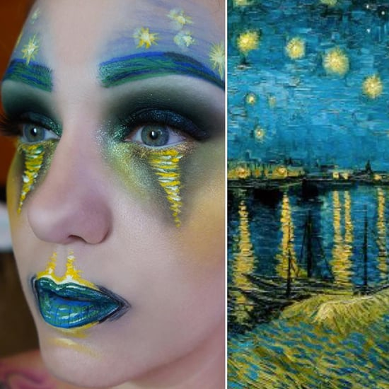 Makeup Artist Re-Creates Paintings (Video)