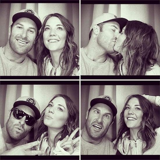 Sam Frost and Sasha Mielczarek LA Pictures January 2016