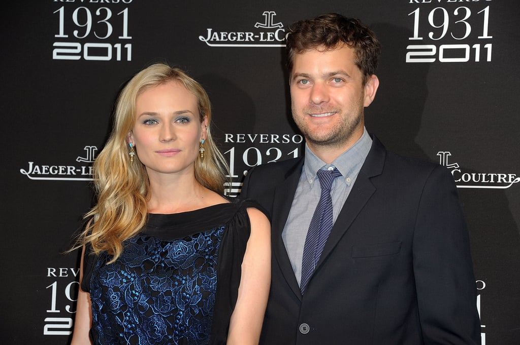 Diane and Josh at Jaeger-Lecoultre's 80th Anniversary Bash