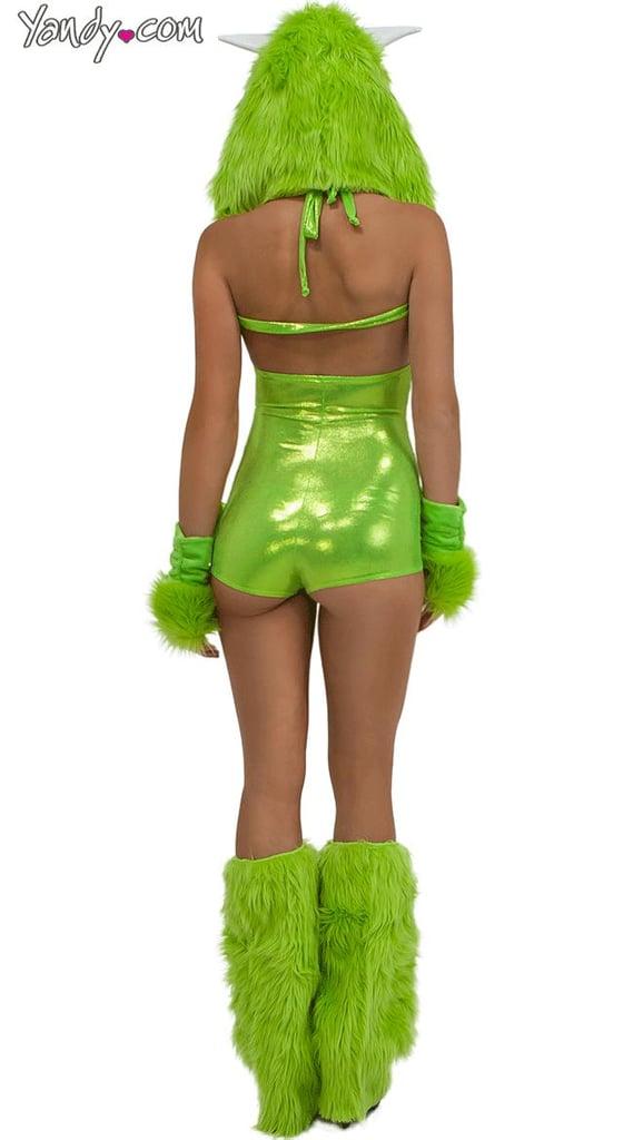 Green Furry Costume