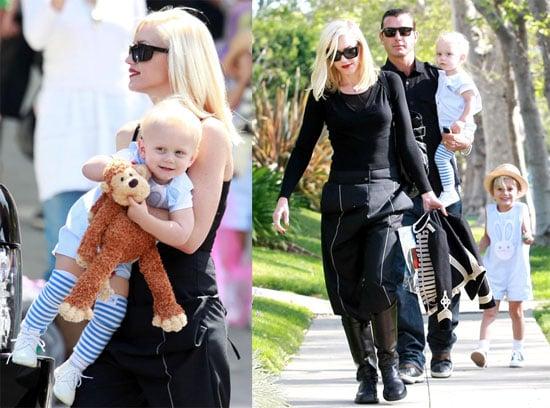 Photos of Gwen and Gavin