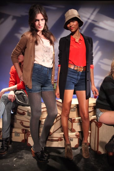 New York Fashion Week: Alexa Chung For Madewell Fall 2010