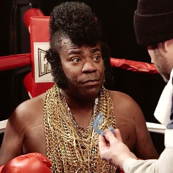 Jimmy Kimmel's Creed Spoof With Tracy Morgan | Video