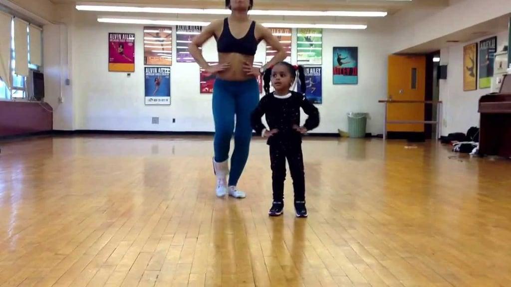 Mother-Daughter Duo