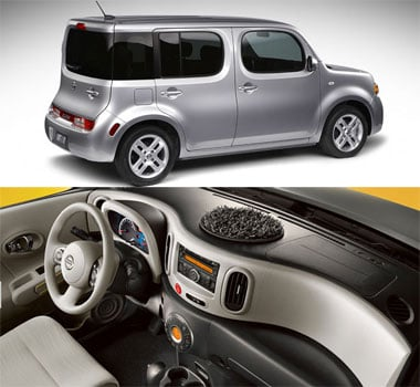 How Geeky Is The Nissan Cube?