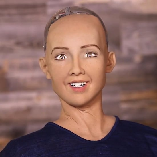 Creepy SXSW Robot | Video