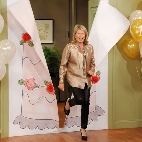 Martha Stewart's Birthday Party (Pictures)