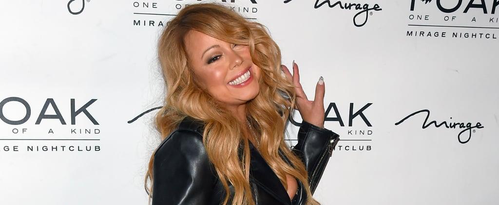 Mariah Carey Didn't Hold Anything Back During Her DJ Debut in Vegas