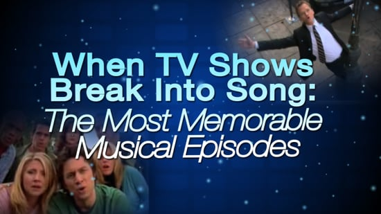 Musical Episodes on TV