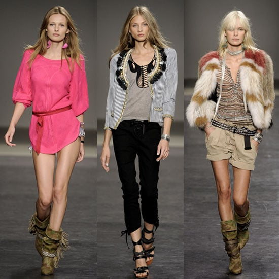 Photos From Isabel Marant's Spring 2010 Collection 2009-10-04 12:28:46