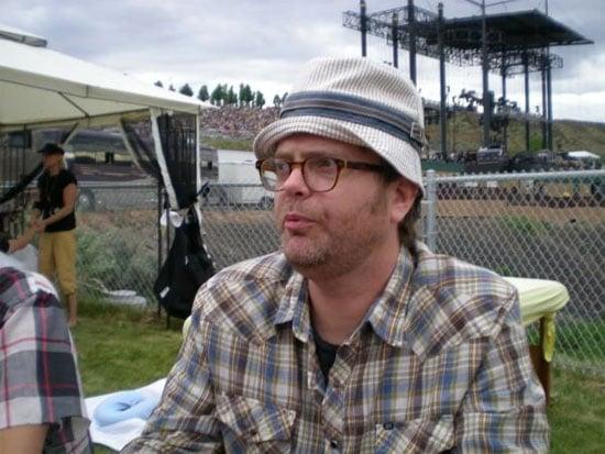 Sasquatch Music Festival, Rainn Wilson in The Rocker