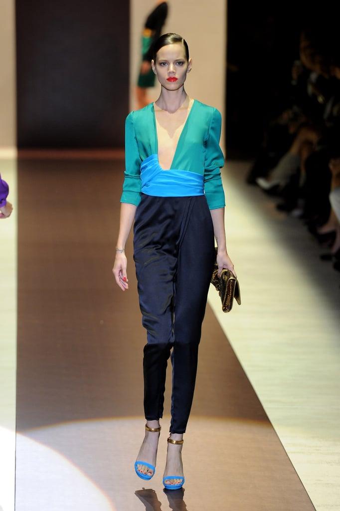 2011 Spring Milan Fashion Week: Gucci