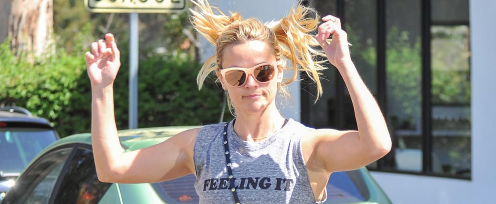 "Reese Witherspoon's Carefree Outing Will Make You Say, ""Yes, Feeling This"""