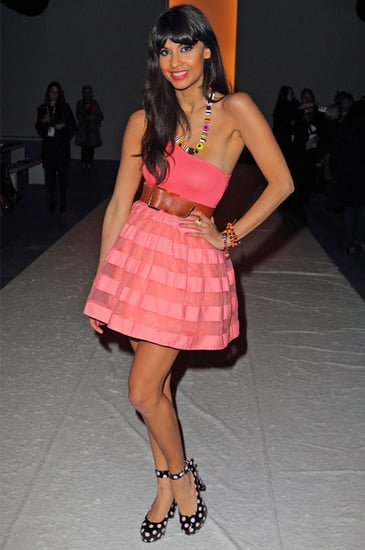 Jameela Jamil Talks London Fashion Week