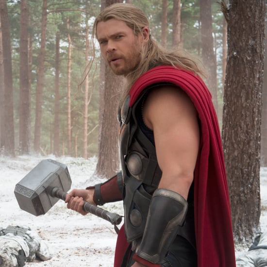Chris Hemsworth Interview on Avengers Age of Ultron
