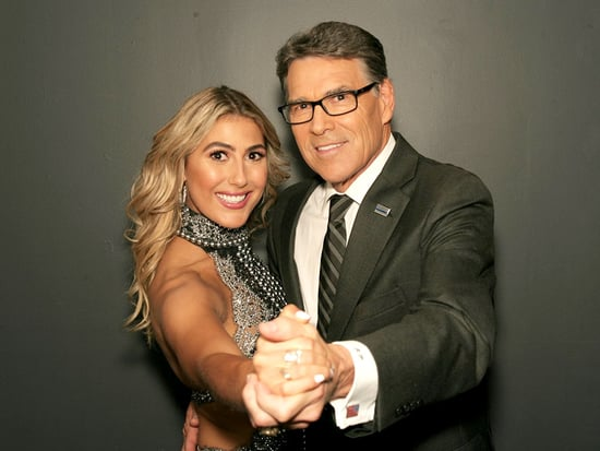 Former Texas Gov. Rick Perry Joins Dancing with the Stars - and Twitter Has Lots of Feelings