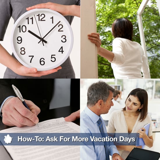 How to Ask For Vacation Days