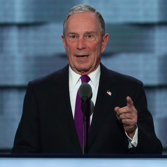 Michael Bloomberg DNC Speech 2016