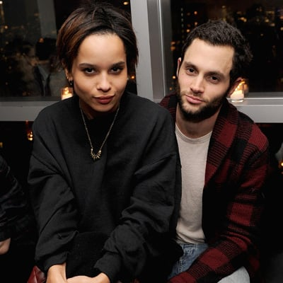 Penn Badgley and Zoe Kravitz Break Up