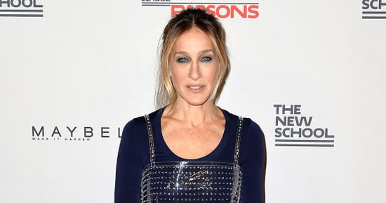 Sarah Jessica Parker Wears Bejeweled, See-Through Plastic Frock Over Another Dress: Love It or Hate It?