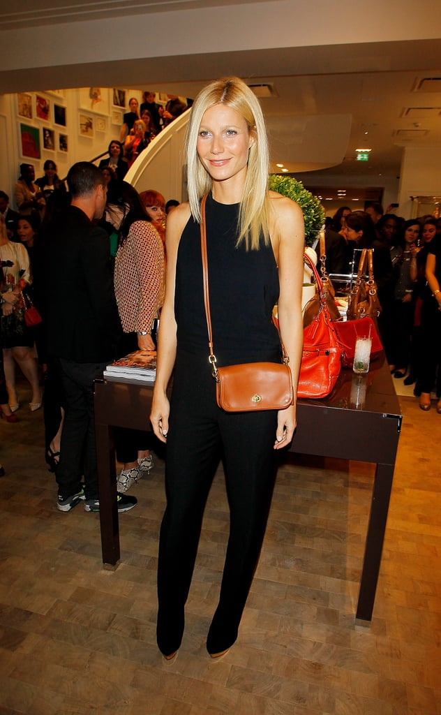 Gwyneth Paltrow Shares Her FNO Fun With Coach and Vogue