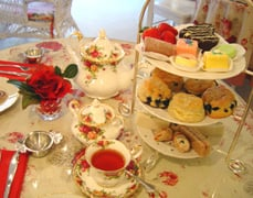 Tea Party: Food and Beverages